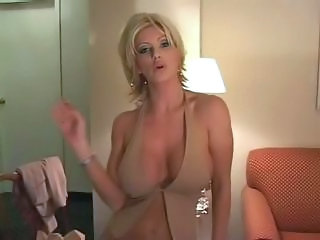 Amateur Amazing Big Tits  Smoking