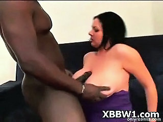 Interracial  Tits job