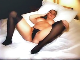 Big Tits European French  Panty Stockings