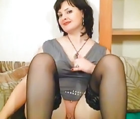 Chubby  Stockings Webcam