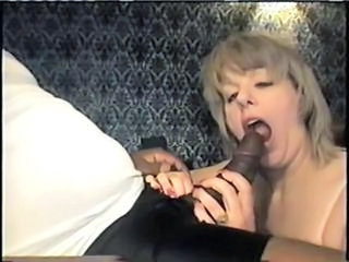 Blowjob Interracial Mature Wife