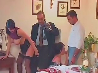 Blowjob Clothed Drunk Groupsex