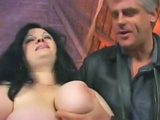 Big Tits European German Mature Natural