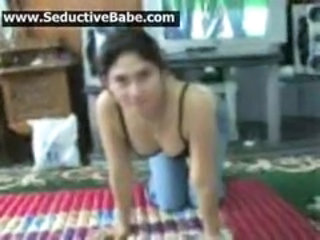 Amateur Arab Homemade Wife