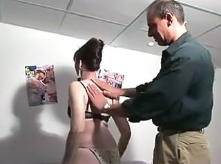 Amateur European French Mature