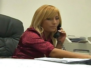 Latina  Office Secretary