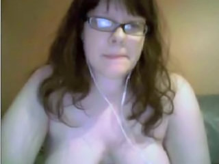 Big Tits Chubby Glasses Mature Webcam