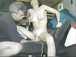 Amateur Homemade Masturbating Skinny Toy Wife