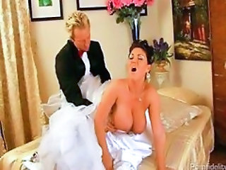 Big Tits Bride Doggystyle Hardcore  Uniform Wife