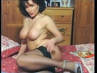 Natural Solo Stockings