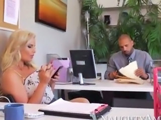 Office Pornstar Secretary