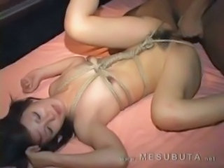 Asian Bondage Fetish