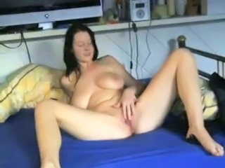 Big Tits Masturbating Teen Wife