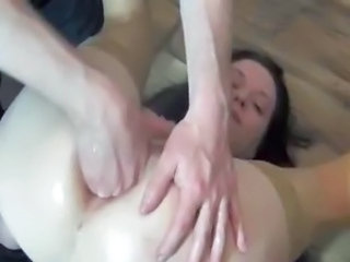 Anal Fisting Mature