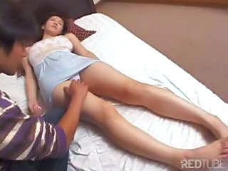 Asian Japanese Massage Mature Wife