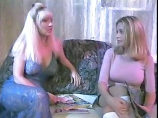 Big Tits Daughter Lesbian  Mom Natural Old and Young Teen Vintage