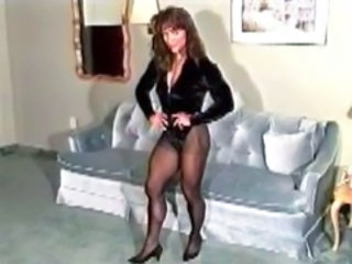 Muscled Pantyhose Vintage