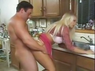Doggystyle Kitchen  Pornstar