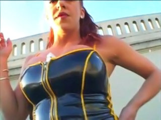 Latex  Outdoor Smoking