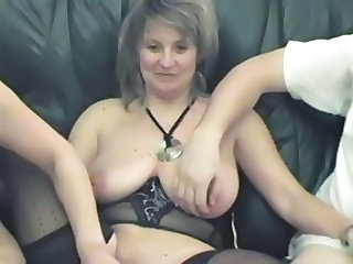 French mature swingers