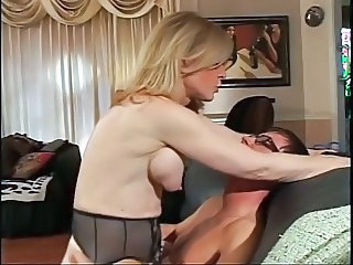 Big Tits Mature Riding Silicone Tits