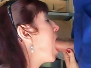Blowjob European French Mature