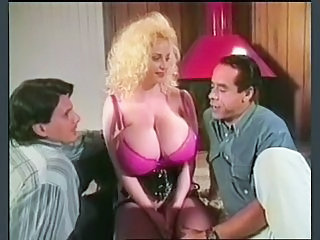 Big Tits  Office Silicone Tits Threesome Vintage