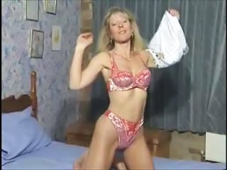 British European Lingerie  Stripper Vintage