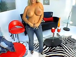 Big Tits Jeans  Stripper