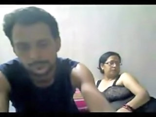 Kacamata India Dewasa Kamera webcam