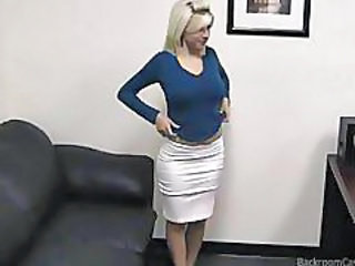 Mom Skirt Stripper