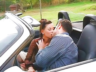 Car Kissing  Outdoor
