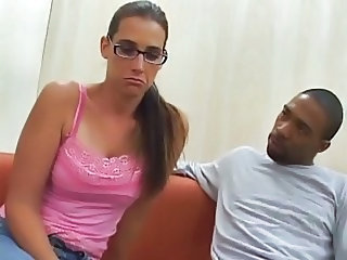 Glasses Interracial