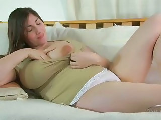 Natural Panty Solo Teen