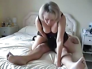 Amateur British European Homemade Mature Riding