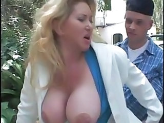 Big Tits Doggystyle Hardcore  Outdoor