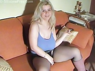 Amateur Big Tits Chubby  Natural Pantyhose Smoking