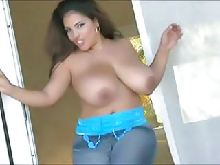Big Tits Chubby Latina  Natural