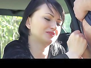 Creampie Handjob Mature Outdoor