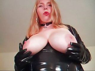 Big Tits Latex Mature