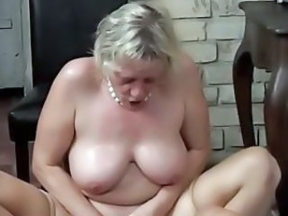 Big Tits Granny Riding