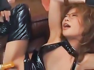 Asian Hardcore Japanese Latex
