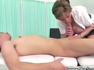 Blowjob Doctor  Uniform