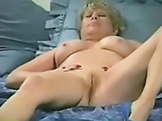 Mature Pussy Shaved Solo