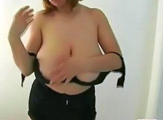Amateur  Big Tits Natural Stripper