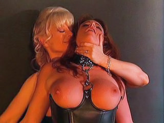 Big Tits Bondage Mature Strapon