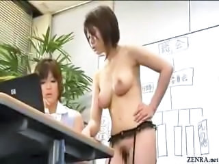 Asian Japanese  Office Public Secretary