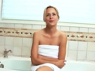 Bathroom Mature Wife