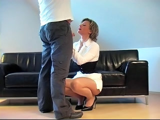 Amateur Clothed European German Handjob Homemade