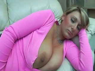 Big Tits  Natural Sleeping